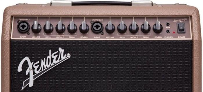 I migliori amplificatori per chitarra acustica