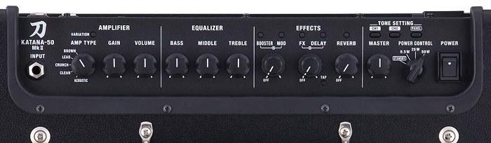 I migliori amplificatori per chitarra elettrica
