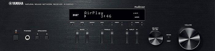 Amplificatori con Wifi per audio ad alta fedeltà