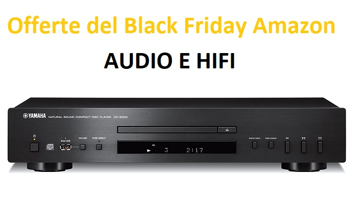audio e hifi: black friday 2020