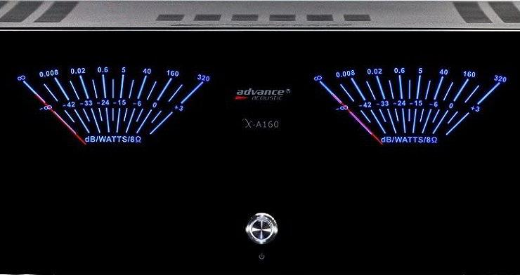 Advance Acoustic amplificatori hi-fi