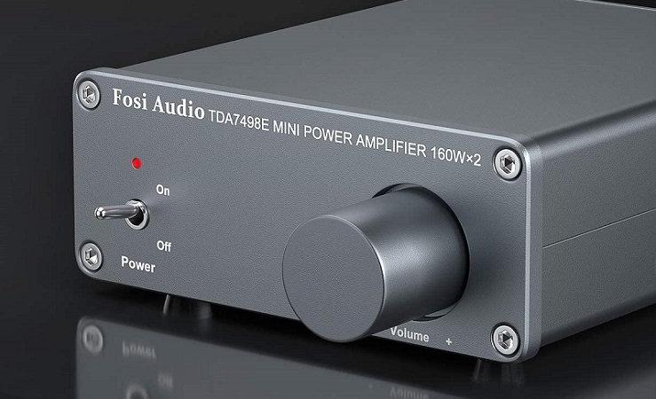 Amplificatori Fosi audio: economici e utili