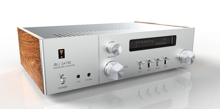 JBL SA750, nuovo amplificatore classe G