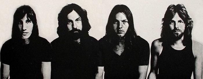 I vinili dei Pink Floyd