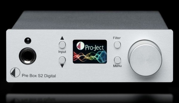 Recensione del pre box s2 digital di project