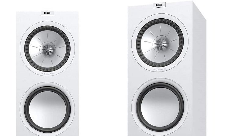 KEF diffusori per audiofili