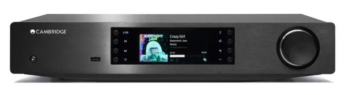 Streamer Cambridge Audio ora con Tidal Connect
