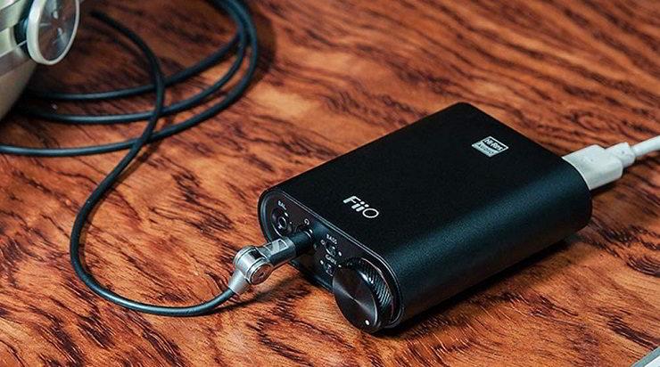 Amplificatori Fiio: modelli consigliati dal K3 al Q1