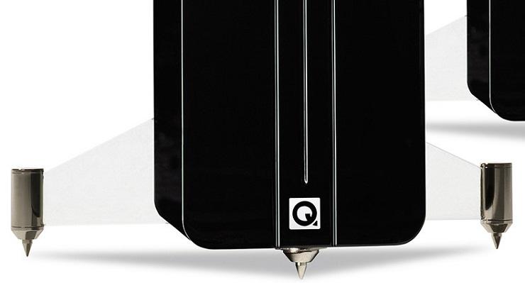 Q Acoustics: diffusori da scaffale e pavimento
