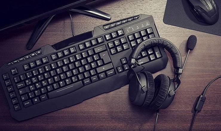 Cuffie da gaming per pc ps4 e altre console