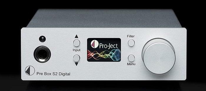 Amplificatori Pro-ject consigliati