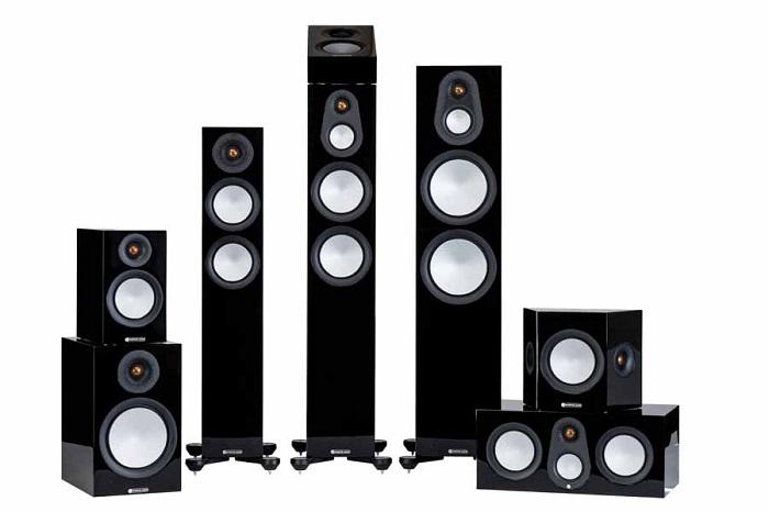 Silver 7G: nuova serie casse Monitor