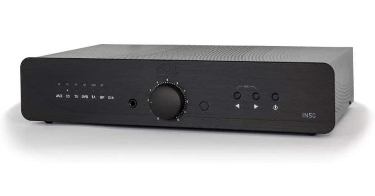 Atoll: amplificatori audio consigliati