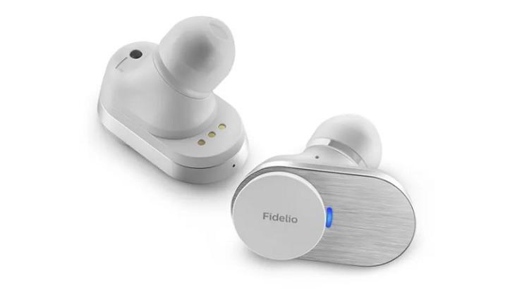 Fidelio T1 true wireless di Philips