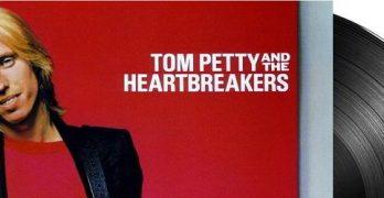 Tom Petty: album in vinile